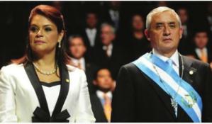 En Guatemala: Un cuento de hadas sin final feliz. La historia de una presidencia en crisis